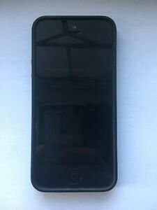 BLACK IPHONE 5 64GB COMES WITH CASE