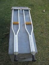 Crutches  aluminium Tamworth 2340 Tamworth City Preview