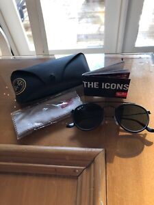 Ray Bans 3647N Black