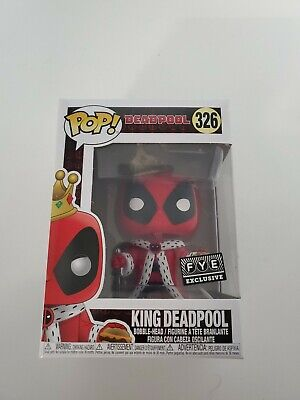 Funko Pop! Marvel - Deadpool - King Deadpool #326 (FYE EXCL)