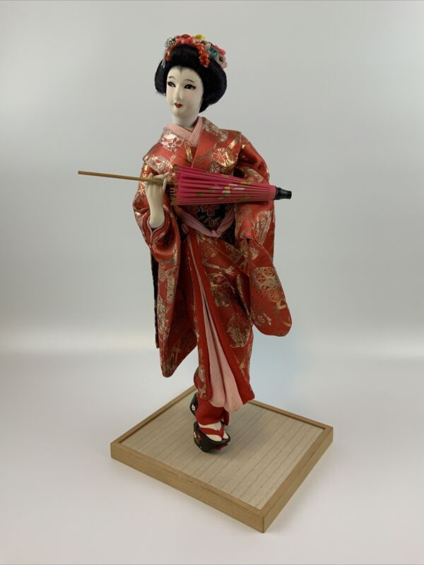 Vintage Nishi Doll Made In Japan Nishi & Co.