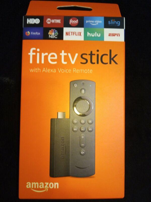 Jail 🔥 Broken Fire Stick with Alexa Remote