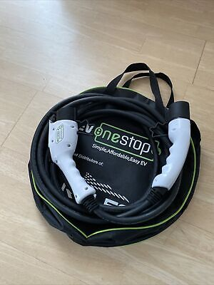 Wallbox24 Wandhalterung geeignet für Ladekabel mit Typ 2 Stecker EV-Ladegerät El