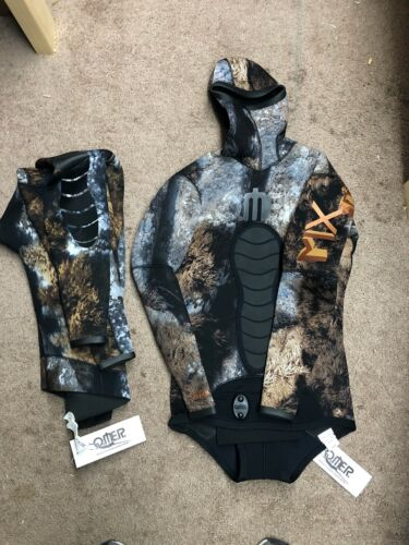 Wetsuit - Omer - 5mm - Size: 3