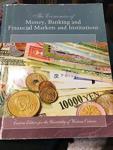 Money, banking and financial markets and institutions
