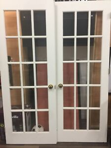 French Doors 30 X 79 | Kijiji in Ontario. - Buy, Sell & Save with ...