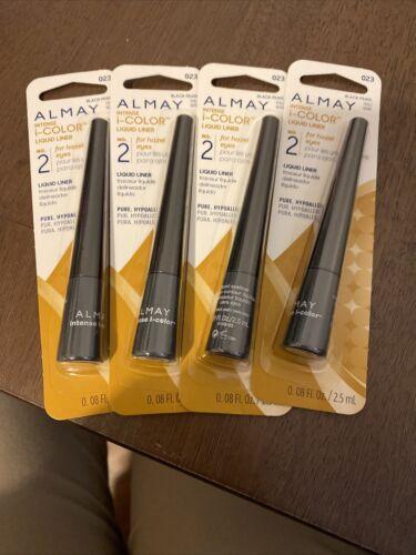 Almay Intense i-Color Liquid Liner, Black Pearl , 0.8 oz