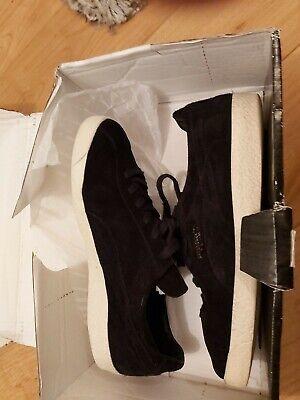Puma TE KU Suede trainers Size Uk 9 - Black