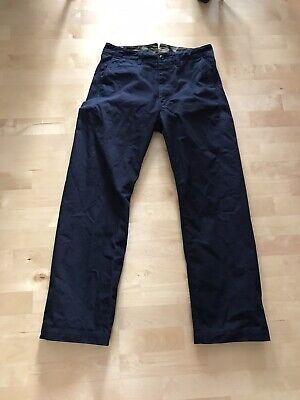 Junya Watanabe MAN Navy Trousers Medium 32W Wide Leg CdG