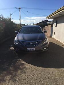 2011 Hyundai i45 Sedan Geraldton Geraldton City Preview