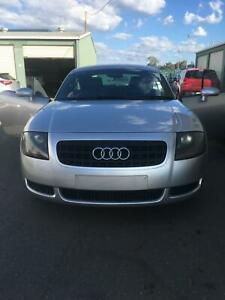 2004 Audi TT All Others Manual Coupe Coopers Plains Brisbane South West Preview