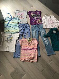 Girl's size 10 lot
