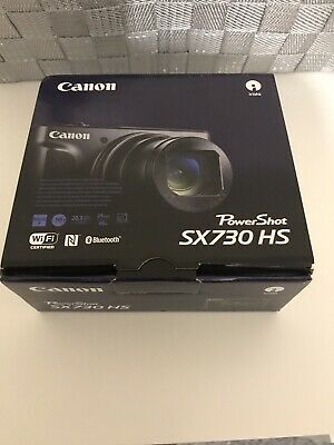 Canon PowerShot SX730 20.3 MP Digital Cameras - Black