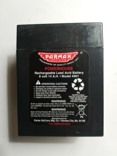 Fencer Battery 6v