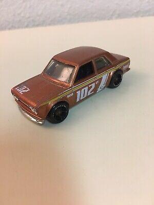 Hot Wheels Datsun Bluebird 510 Copper Loose See Pics