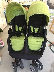 Steelcraft Agile Twin Pram Murarrie Brisbane South East Preview