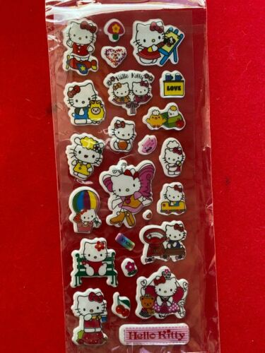 HELLO KITTY New In Package Stickers FREE SHIP! (F)