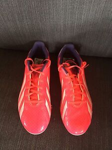 Almost New Adidas Women's Soccer Cleats Size 8