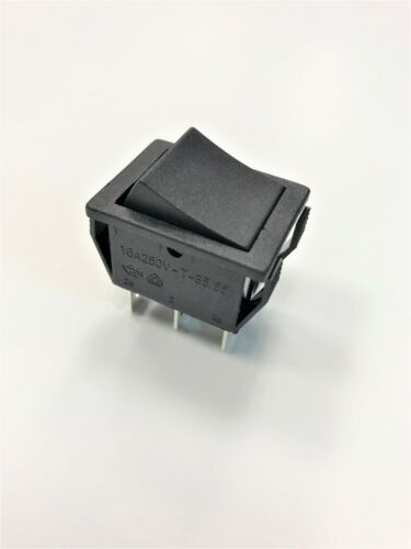 Philmore 30-10082 - Power Rocker Switch - DPDT - ON-ON - 16A/125VAC; 10A/250VAC