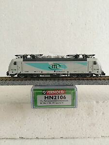 Arnold HN 2106 BR 186 149 ITL, neuwertig, OVP - Wien, Österreich - Arnold HN 2106 BR 186 149 ITL, neuwertig, OVP - Wien, Österreich