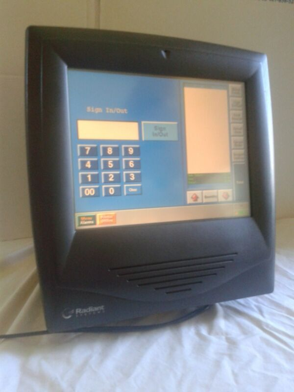 Radiant T150 POS Terminal