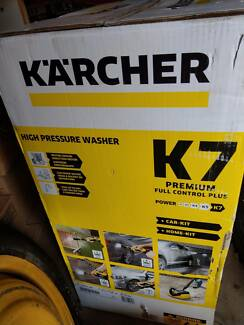 Pressure washer karcher k7