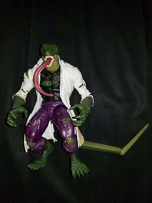 """Hasbro Marvel Legends The Lizard BAF Complete 6"""" Figure Spiderman Build a Figure"""