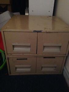 2x 2 drawer filing cabinets Bongaree Caboolture Area Preview