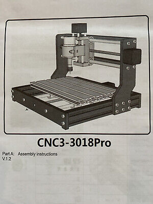 Dly Cnc3-3018 Pro Wood Router Grbl Control Engraving Machine