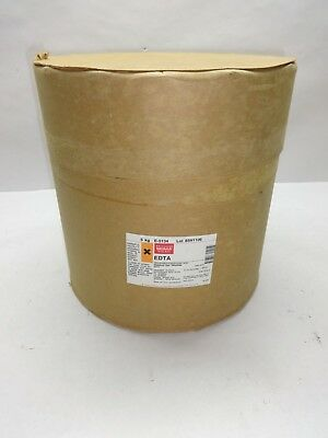 3kg Sigma-aldrich Edta Ethylenediaminetetraccetic Acid Disodium Salt Dihydrate