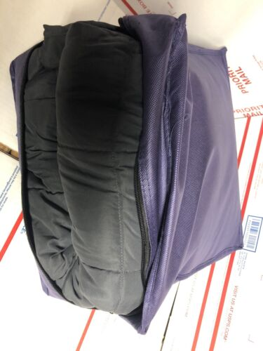 """YNM Weighted Blanket 12 Pound 50"""" By 72"""" Brand New. Calm"""