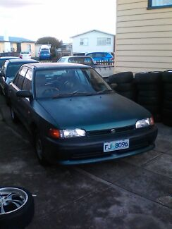 for sale 95 mazda Hobart CBD Hobart City Preview
