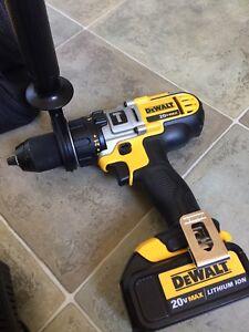 Brand new DeWalt heavy duty hammer drill