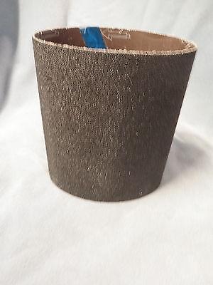 Clarke Ez8 Cloth 8x19 Sanding Belts 120 Grit - 10 Pack