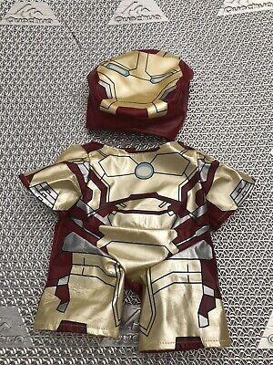 Build-A-Bear Workshop - Disney Marvel Avengers Iron Man Costume