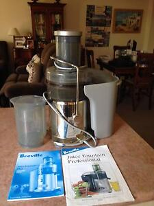 Breville Juice Fountain Professional Merrimac Gold Coast City Preview