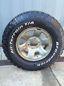 BFGOODRICH 265/70 r16 Meadow Heights Hume Area Preview