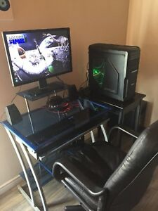 For sale or trade custom gaming pc