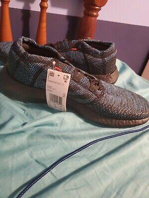 Adidas Pure Boost Go Ltd Cyan Size 11