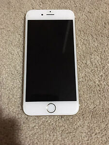 iPhome 6 16GB Gold with Rogers Cambridge Kitchener Area image 1