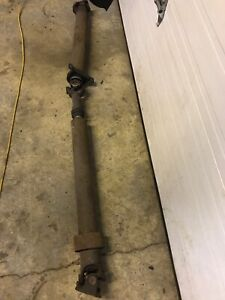 Ford superduty drive shaft