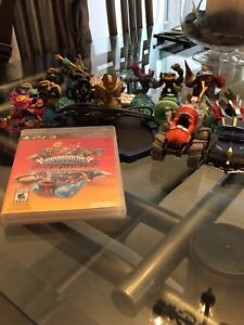 PS3 Skylanders Superchargers Lot