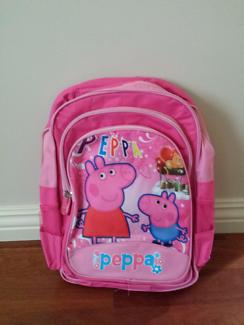 Brand New Peppa Pig School bag