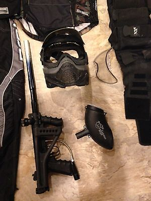 Paintball Gear Lot