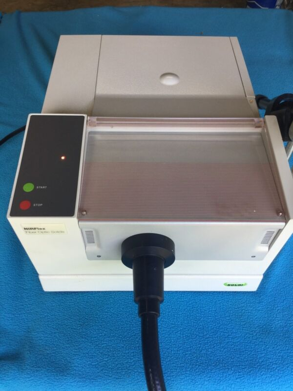 Buchi NIRFlex N-500 Fiber Optic Solids FT-NIR Spectrometer