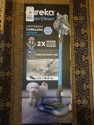 Eureka NEC222 HyperClean Cordless Stick Vacuum Anti-Allergy NIB BEST EBAY