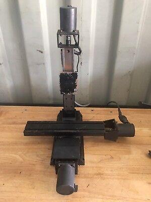 Intellitek Light Machines Sherline Cnc Benchtop Mill Milling Machine Mach3