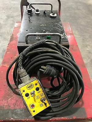Bug-o-verlay Ii Machine Bug-o Systems Bug-5350 Track Welding Track Torch