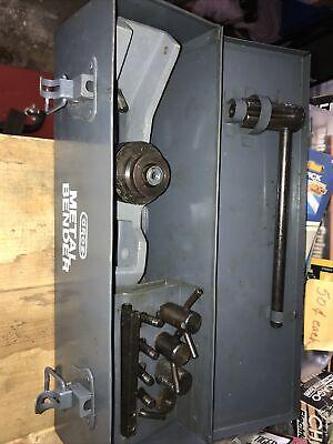 Groz Metal Bender. Small Manual Bending Tool