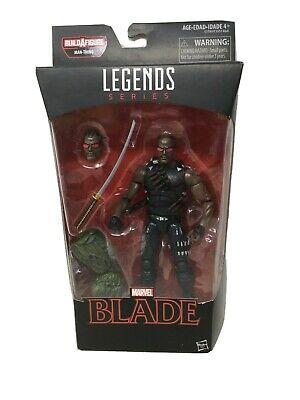 Marvel Legends Blade Action Figure BAF Man-Thing - NEW/SEALED